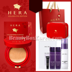 HERA Age Reverse Cushion Special Set 9items[Golden Pig Edition]