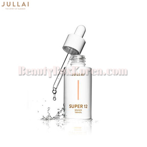 f5dadff815 Beauty Box Korea - JULLAI Super 12 Bounce Thin Oil 30ml | Best Price and  Fast Shipping from Beauty Box Korea