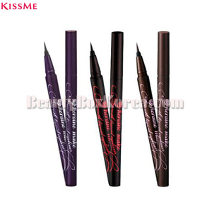 KISSME Herione Make Smooth Liquid Eyeliner Superkeep 0.4ml