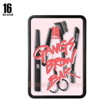 16 BRAND Gangs Brow Bar 5items