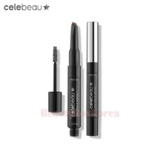 CELEBEAU Brow Pencil & Cara Duo 0.16g+2.5g